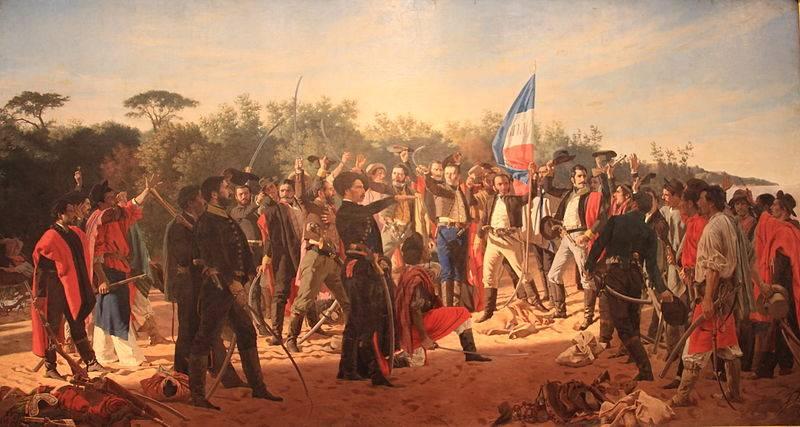 Тридцать три «с Востока». Как Уругвай боролся за независимость