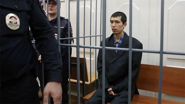 МВД РФ проверяет законность предоставления гражданства подозреваемым в причастности к теракту в Санкт-Петербурге