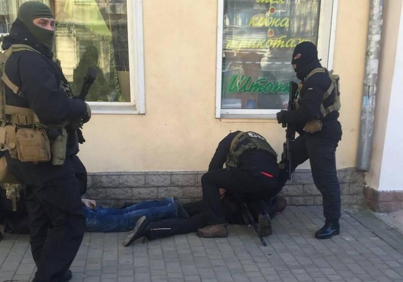 """СБУ нашла """"русский след"""" в выступлениях болгар в Одессе"""