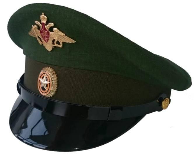 Повседневные кепки для контрактников заменили фуражками