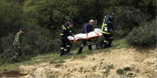Четверо военнослужащих погибли при крушении вертолёта в Греции