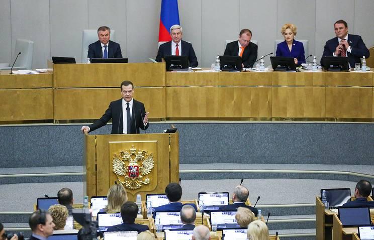 Медведев: не исключаю запрета на ввоз части иностранной продукции
