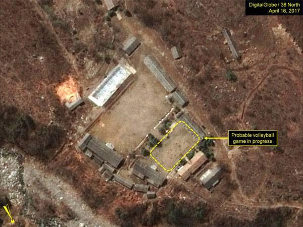 СМИ: КНДР переключилась на волейбол вместо ядерных испытаний