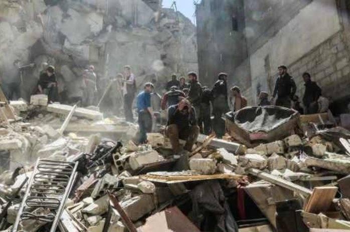 Экс-агент ЦРУ: химатаку в Сирии осуществил не Дамаск, а боевики ИГ
