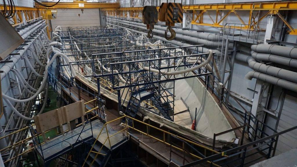 Противоминный корабль обновленного поколения заложили вПетербурге