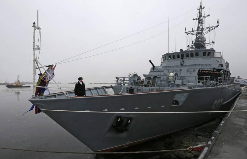 ВПетербурге заложили тральщик «Владимир Емельянов»