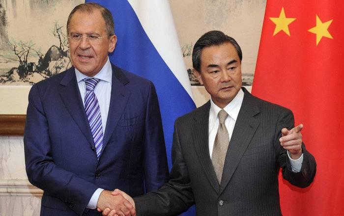 Пекин считает шаги РФ в ОЗХО по Сирии обоснованными и логичными