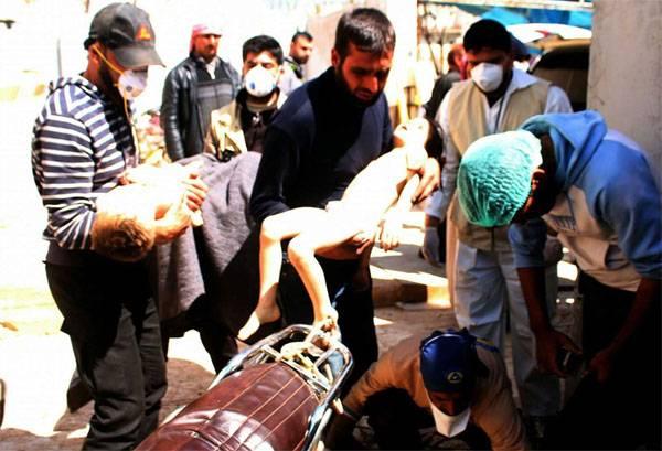 Журналист США: Химатака на Хан-Шейхун была совершена БПЛА, вылетевшим из Иордании