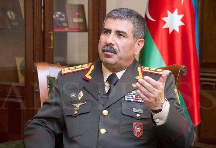 МО Азербайджана готовится к активным боям в зоне Карабахского конфликта