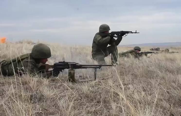 На учении в ЦВО подразделения применили новые формы ведения боя
