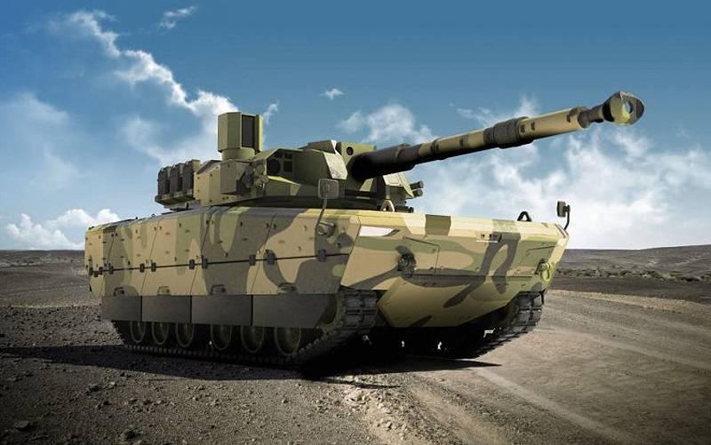 Zu den Perspektiven für die Beschaffung von Panzern
