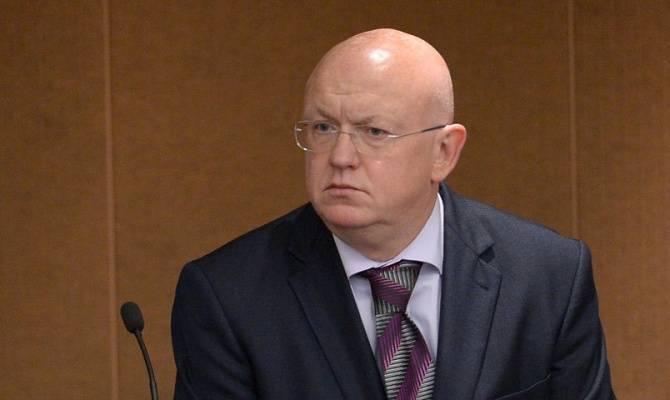 El nuevo representante permanente de la Federación Rusa en la ONU será Vasily Nebenzya.