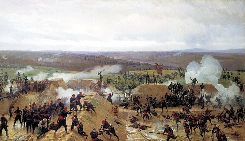 """""""君士坦丁堡必定是我们的......""""140多年前,俄罗斯向土耳其宣战"""