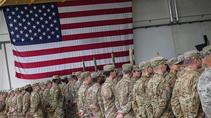 Пентагон направил на Ближний Восток «антигибридных» специалистов