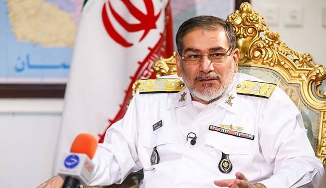 Иранский генерал о ситуации в Сирии
