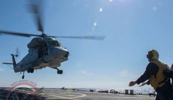 """Египет и США начали совместные учения """"Eagle Salute 2017"""""""