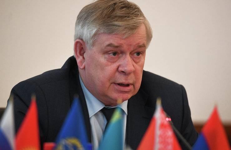 В ОДКБ указали на отсутствие сотрудничества с НАТО