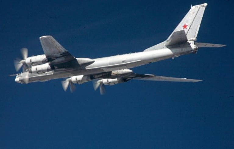 В Пентагоне отметили профессионализм российских лётчиков во время полётов у Аляски