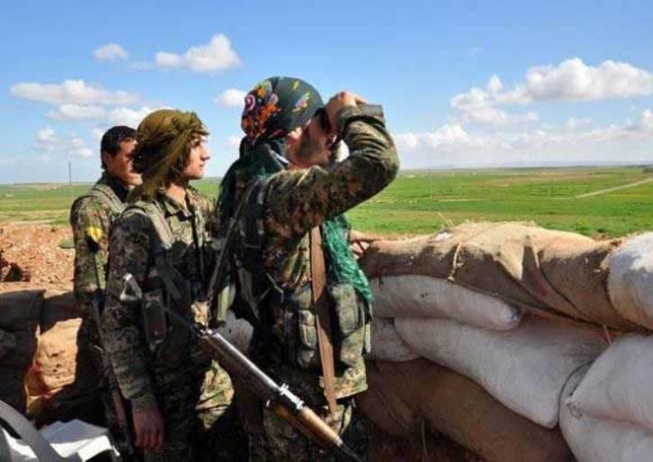 Курды сообщили о серьёзных потерях боевиков под Раккой