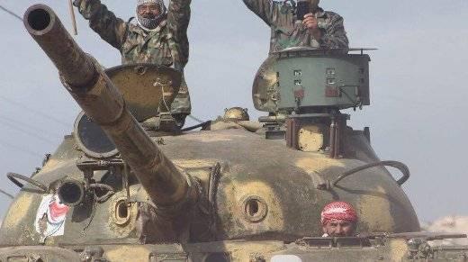 """Sarab-3""시리아에서 테스트 중"