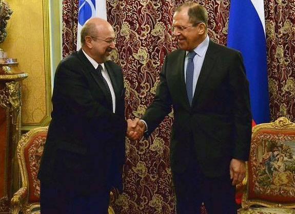 """Лавров: """"Минские соглашения не предполагают никаких миротворцев"""""""