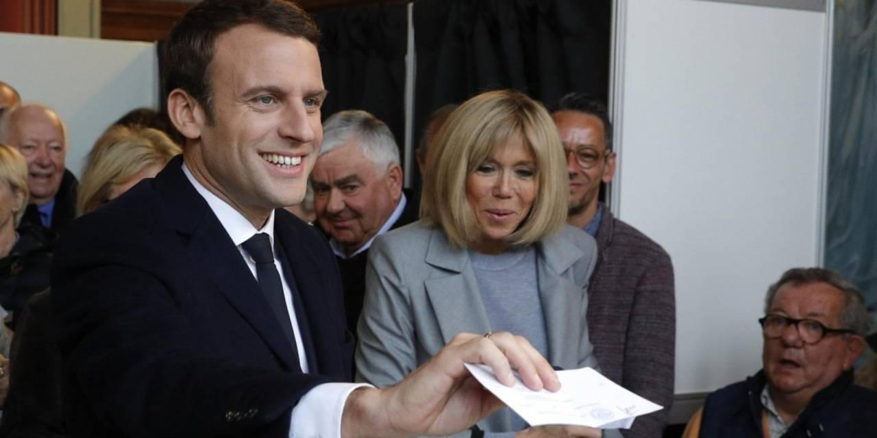 Президентская гонка во Франции: а выбирает кто?