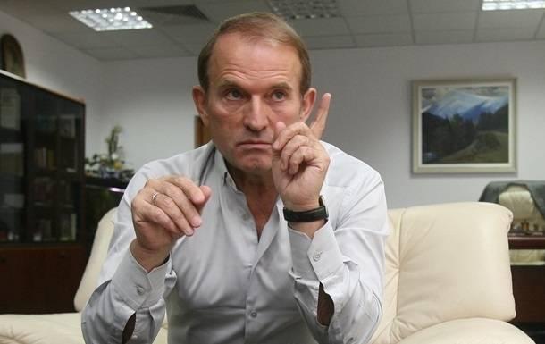 Medvedchuk : 나토의 거부는 키예프가 Donbass를 돌려 주는데 도움이 될 수있다.