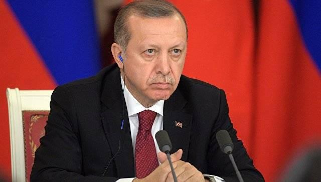 Эрдоган: разрешение конфликта в САР невозможно, пока у власти Асад