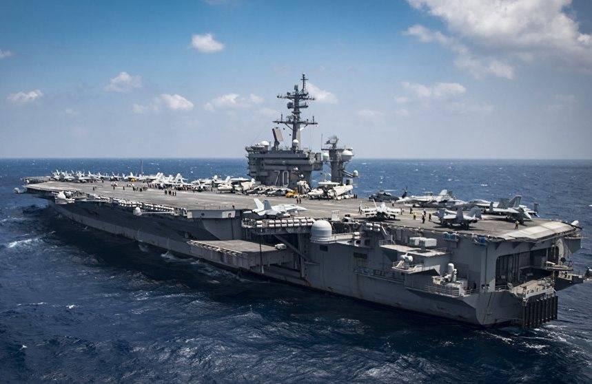 Япония иАмерика отменили общие учения уОкинавы