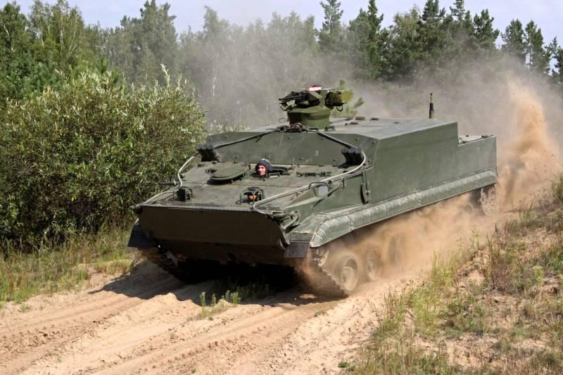 МО РФ закупает первую партию БТ-3Ф