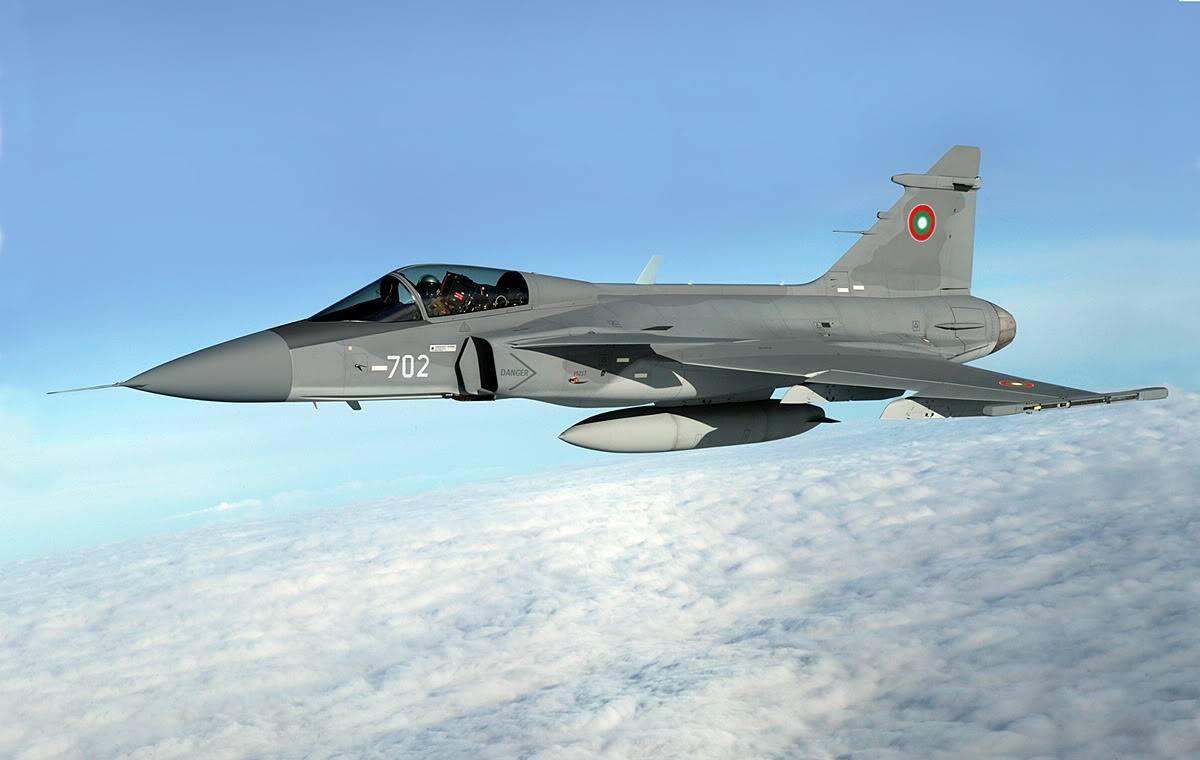 ВБолгарии одобрили приобретение шведских истребителей
