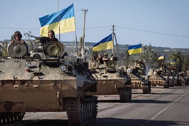 ВСУ наращивают свое присутствие у границы с Крымом