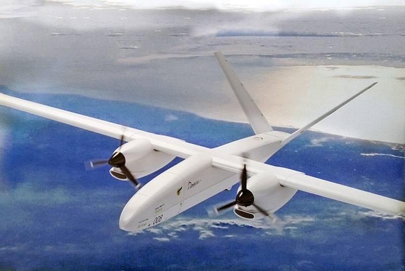 Разработчик беспилотника «Альтаир» попросил профинансировать гражданскую версию системы