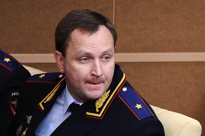 Экс-главу антикоррупционного управления МВД генерала Сугробова приговорили к 22 годам колонии