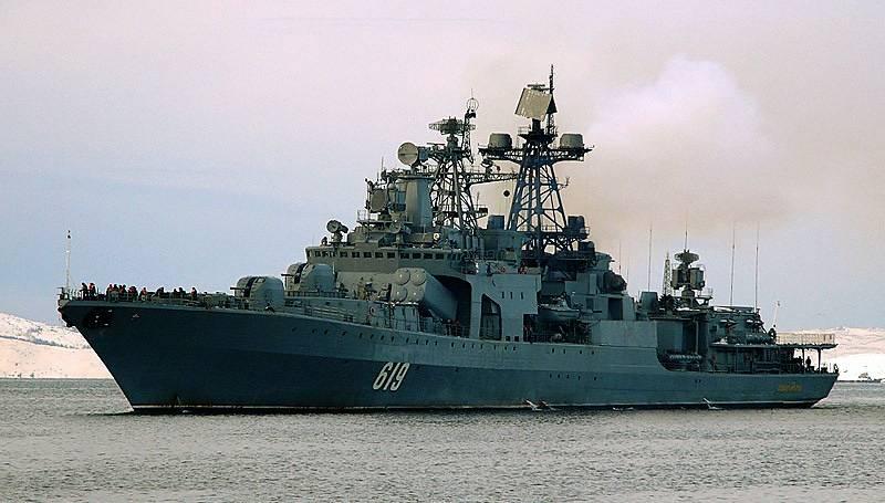 """BSB """"Seweromorsk"""" betrat das Mittelmeer"""