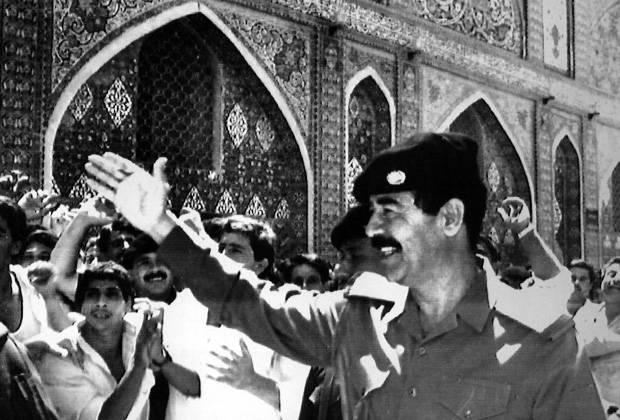 К 80-летию иракского лидера Саддама Хусейна
