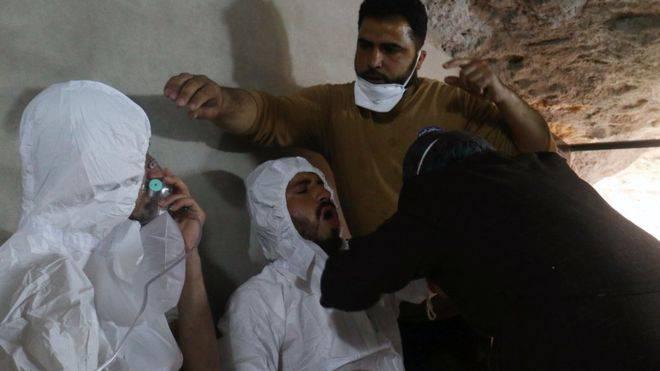 МИД РФ раскритиковал доклад Франции по химатаке в Сирии