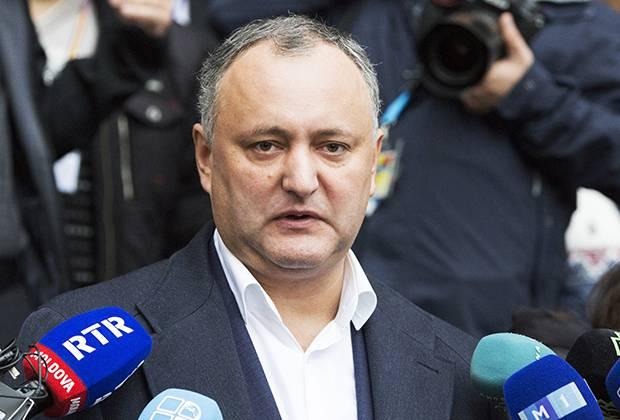 Президент Молдавии прибудет в Москву на Парад Победы