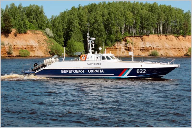 Le chantier naval Vympel a construit un lot de bateaux de patrouille Projet Mongoose 12150
