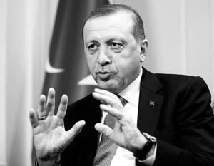 Эрдоган совершил ошибку перед встречей с Путиным