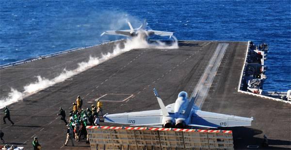"""""""Carl Vinson"""" ist heute vor der Küste Japans """"aufgetaucht"""""""