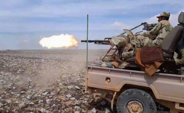 Резкое обострение ситуации близ сирийско-иорданской границы