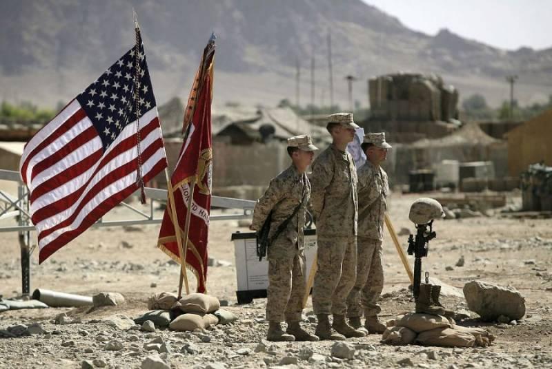 При взрыве врайоне Мосула умер военнослужащий США