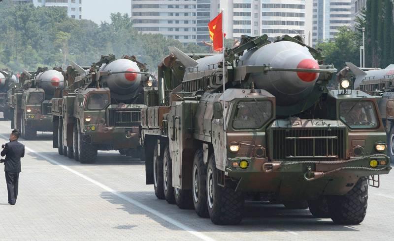 США заявили о готовности самостоятельно решить ядерную проблему КНДР