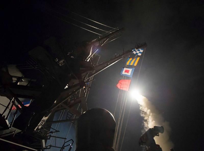 Дамаск не будет без России принимать решение об ответе на удар США