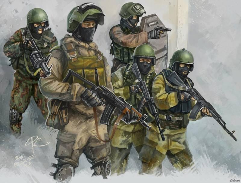 Современный спецназ. В чем его отличие от спецназа 20 века?