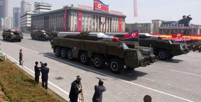 Япония заявила о наличии ракет с зарином у Северной Кореи