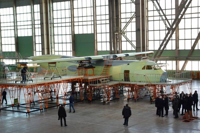Сдвигаются сроки подготовки Ил-112В к первому полёту
