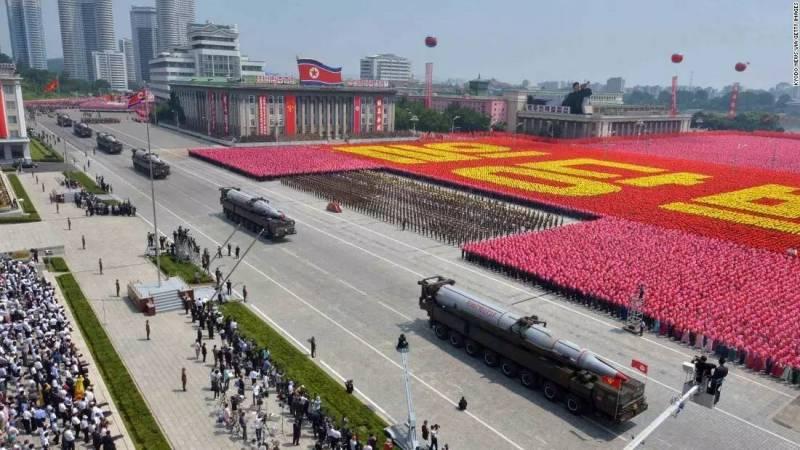 В армии КНДР созданы «специальные тактические войска»
