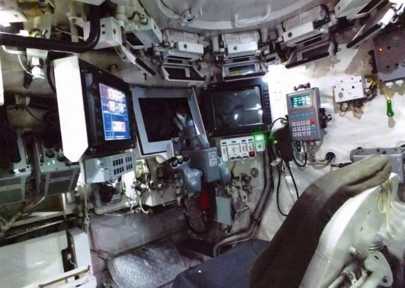 БМП Т-15 «Армата» изнутри. Появились эксклюзивные фото